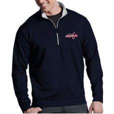 Washington Capitals - Antigua Leader 1/4 Zip NHL Bunda