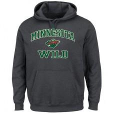Minnesota Wild - Heart & Soul NHL Mikina s kapucňou