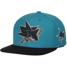 San Jose Sharks - Two-Tone Snapback NHL Čiapka