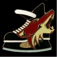 Arizona Coyotes - Skate NHL Odznak