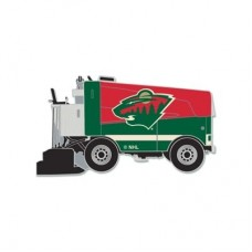 Minnesota Wild - Zamboni NHL Odznak