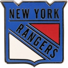 New York Rangers - WinCraft Logo NHL Odznak