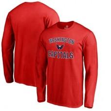 Washington Capitals - Victory Arch NHL Tričko s dlhým rukávom