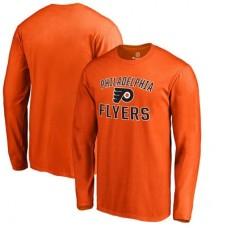 Philadelphia Flyers - Victory Arch NHL Tričko s dlhým rukávom