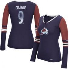 Colorado Avalanche Dámske - Matt Duchene Edge NHL Tričko s dlhým rukávom
