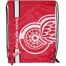 Detroit Red Wings - Big Logo Drawstring NHL Vrecko