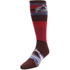 Colorado Avalanche - Rainbow NHL Ponožky