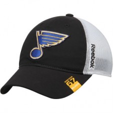 St. Louis Blues - Center Ice Team Mesh Back NHL Čiapka