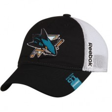 San Jose Sharks - Center Ice Team Mesh Back NHL Čiapka