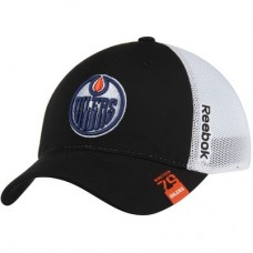 Edmonton Oilers - Center Ice Team Mesh Back NHL Čiapka