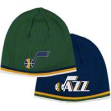Utah Jazz - Over And Back Fan NBA Obojstranná Čiapka