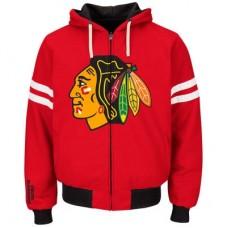 Chicago Blackhawks - Legend Obojstranná NHL Bunda