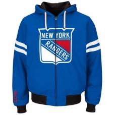 New York Rangers - Legend Obojstranná NHL Bunda