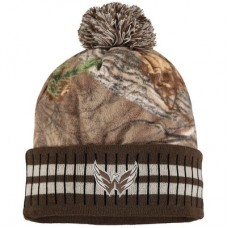 Washington Capitals - Realtree Xtra Cuffed NHL Knit Čiapka