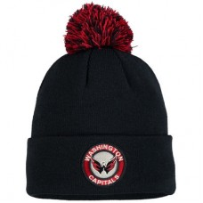 Washington Capitals - Seal Cuffed NHL Knit Čiapka