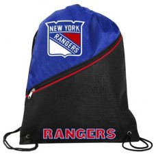 New York Rangers - High End Diagonal Zipper NHL Vrecko
