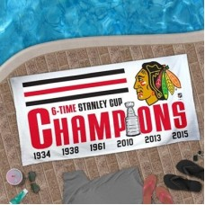 Chicago Blackhawks - 2015 Stanley Cup Champions NHL Uterák