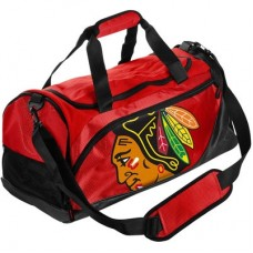 Chicago Blackhawks - Small Locker Room Duffle NHL Taška
