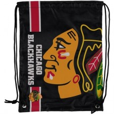 Chicago Blackhawks - Big Logo Drawstring NHL Vrecko