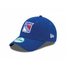 New York Rangers Detská - 9Forty Adjustable V NHL Čiapka