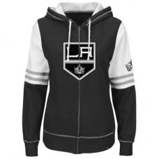 Los Angeles Kings Dámska - Turnbuckle Fleece Z NHL Mikina s kapucňou