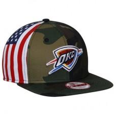 Oklahoma City Thunder - Flag Side Original Fit 9FIFTY NBA Čiapka
