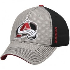 Colorado Avalanche - Center Ice Travel & Training Two-Tone NHL Čiapka
