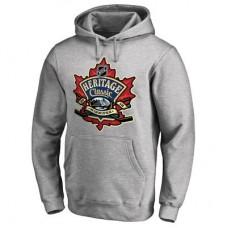 2016 Heritage Classic Event Logo NHL Mikina s kapucňou