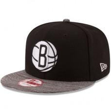 Brooklyn Nets - Current Logo Team Solid 9FIFTY NBA Čiapka