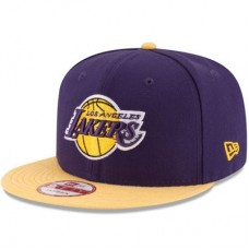 Los Angeles Lakers - Current Logo Team Solid 9FIFTY NBA Čiapka