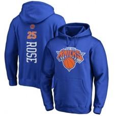 New York Knicks - Derrick Rose Backer NBA Mikina s kapucňou