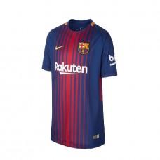 Kids' Nike Breathe FC Barcelona Stadium Jersey