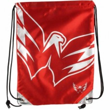 Washington Capitals - Metallic Drawstring NHL Vrecko
