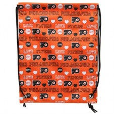 Philadelphia Flyers - Mural Love Drawstring NHL Vrecko