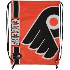 Philadelphia Flyers - Big Logo Drawstring NHL Vrecko