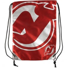 New Jersey Devils - Metallic Drawstring NHL Vrecko