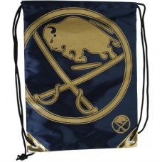 Buffalo Sabres - Metallic Drawstring NHL Vrecko