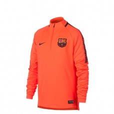 Junior Nike Dry FC Barcelona Squad Top