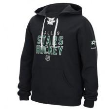 Dallas Stars - Stitch Em Up Lace NHL Mikina s kapucňou