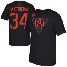 Severná Amerika - Auston Matthews 2016 Svetový Pohár v Hokeji Tričko
