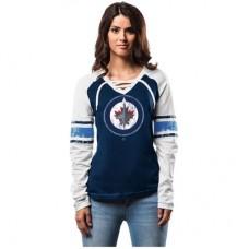 Winnipeg Jets - dámske - Shorthanded NHL tričko s dlhým rukávom