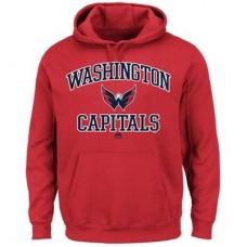 Washington Capitals - Heart & Soul NHL Mikina s kapucňou