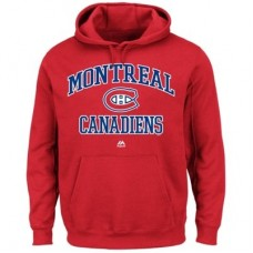 Montreal Canadiens - Heart & Soul NHL Mikina s kapucňou