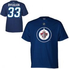 Winnipeg Jets Detské - Dustin Byfuglien V NHLp Tričko