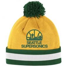 Seattle Sonics - Jersey Stripe Fan NBA Čiapka