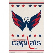 Washington Capitals -Team Logo TS NHL Plagát