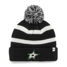 Dallas Stars - Breakaway Cuffed NHL Knit Zimná čiapka