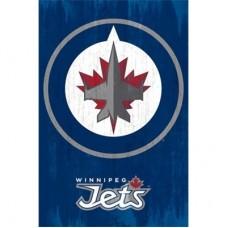 Winnipeg Jets -Team Logo TS NHL Plagát