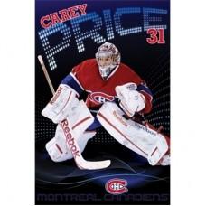 Montreal Canadiens - Carey Price TS NHL Plagát