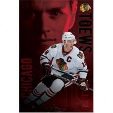 Chicago Blackhawks - Jonathan Toews TS NHL Plagát